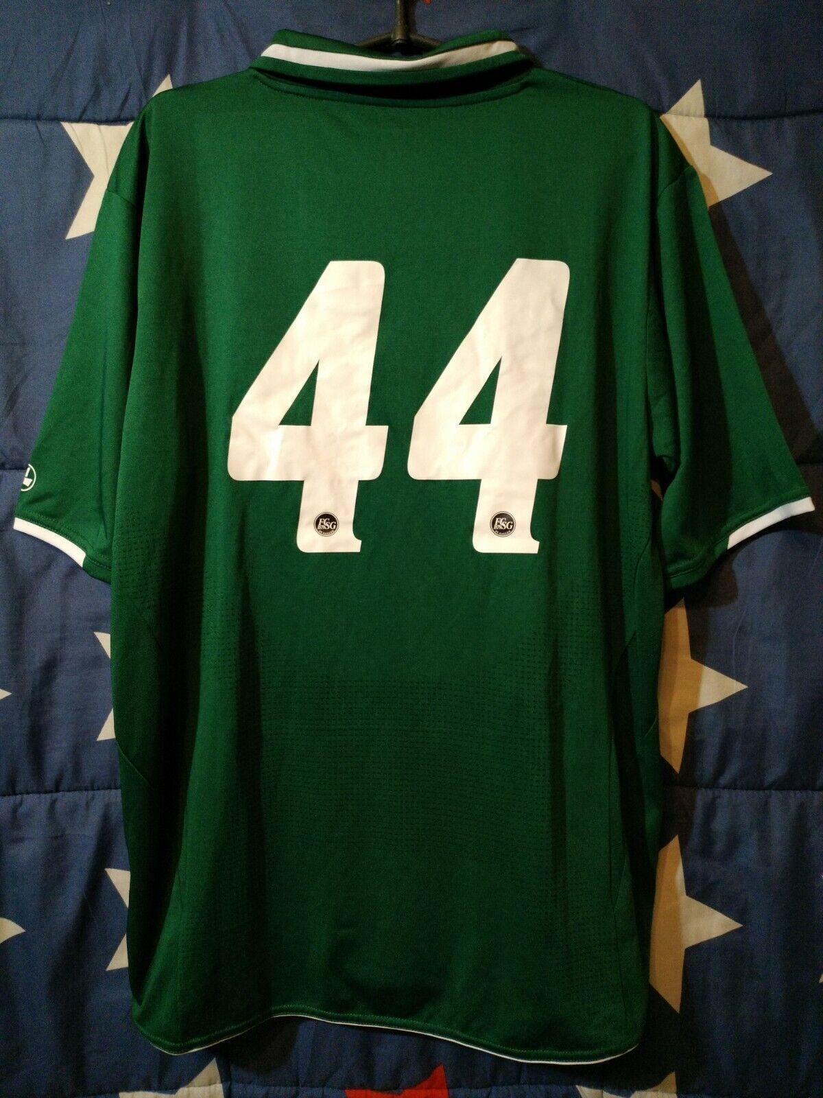 FC St.Gallen St.Gallen St.Gallen Switzerland Home Football Shirt Jersey  44  | Qualitätsprodukte  e5c699
