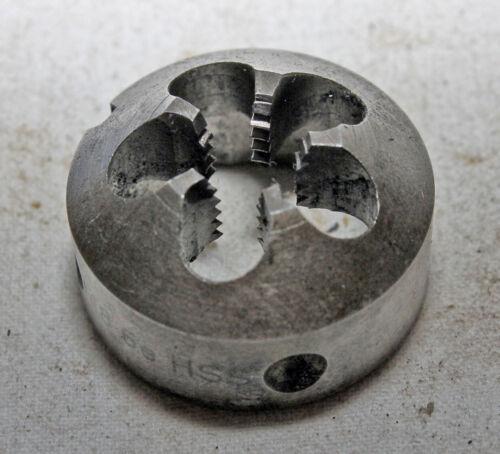 1 Glocken Gewindeschneideisen Glocken Schneideisen HSS M8 6g Fertigschneider