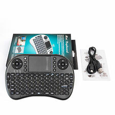 Rii i8 2.4GHz Bluetooth Wirelesss Touchpad Keyboard Mouse