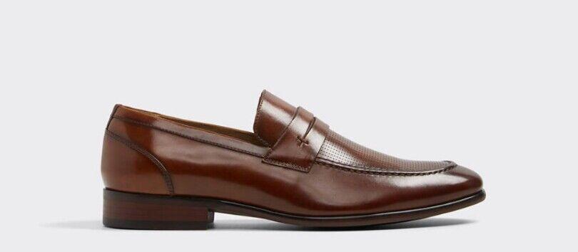 Aldo Smart Camilgara  Herren Schuhes Tan Smart Aldo Schuhes Größe UK 11 eb1e7d