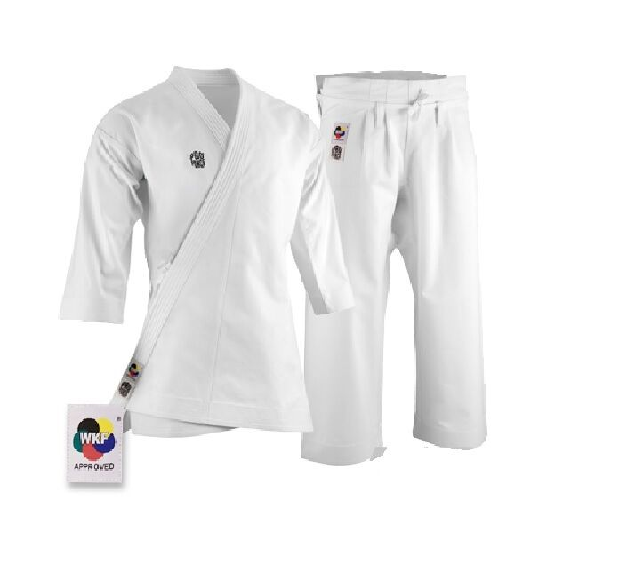 ProForce 14oz. WKF Diamond Kata Gi Pant Uniform (Traditional Drawstring)   happy shopping