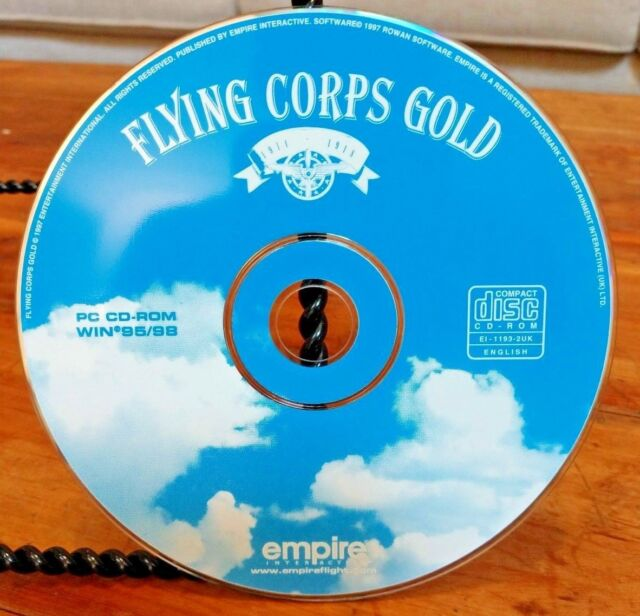 1997 Flying Corps Gold PC Game