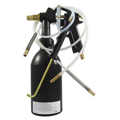 VAUPEL - Druckbecherpistole Hohlraumpistole - 3300 HSDR Set Hohlraumversiegelung