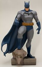 DC Comics BATMAN STATUE FULL SIZE #007/6000 JIM LEE Maquette Superman Animated