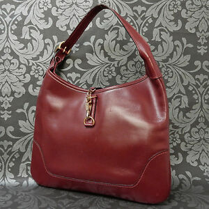 ostrich birkin bag - Rise on Vintage Hermes Trim 31 Bordeaux Wine Red Leather Shoulder ...