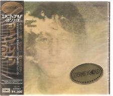 """JOHN LENNON """"Imagine"""" 1989 Japan Eternity Gold CD sealed"""