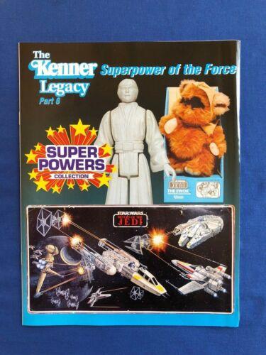 Tomart/'s Action Figure Digest Kenner Legacy Part 6 Star Wars Luke Jedi in Robes
