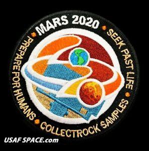 "NEW NASA MARS OBSERVER 3/"" PATCH"