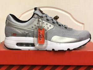 Eur 40 Uk Us 6 Zero 7 Nike Air Baskets Max Qs Hommes Chaussures pWvxfz