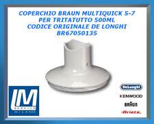 BR67050135 Coperchio Scatola Ingranaggi Minipimer 4191 FP6000 VP5000 BRAUN