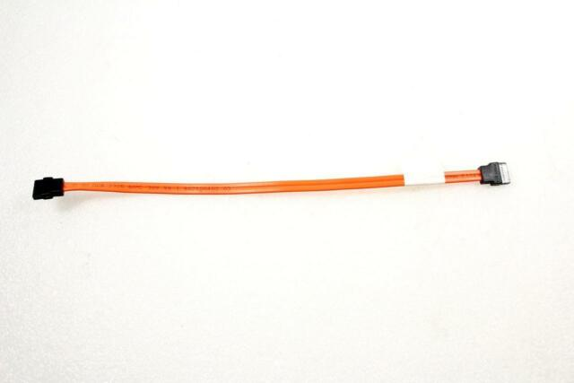 "Lot 5 Dell 9/"" SATA Serial ATA Optical Data Cable Angled F787C"