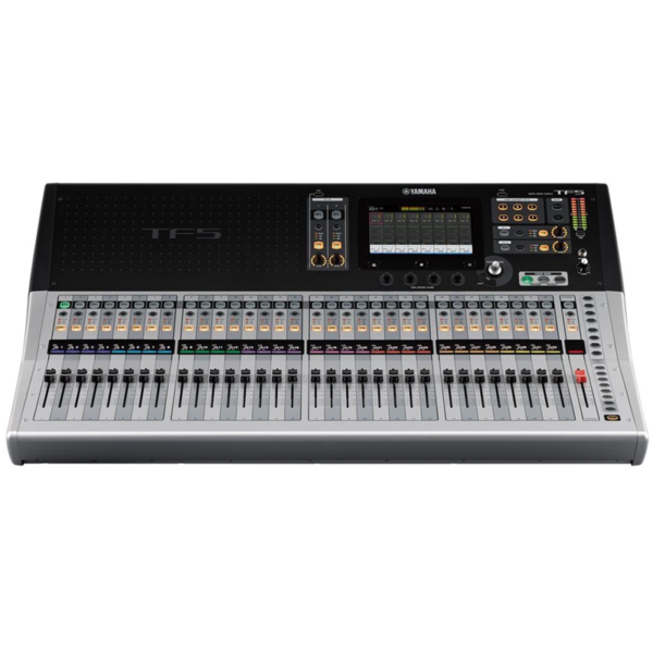 yamaha tf5 32 channel digital mixer for sale online ebay. Black Bedroom Furniture Sets. Home Design Ideas