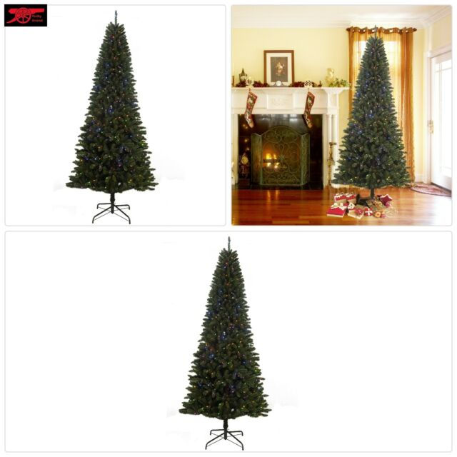Color Switch Plus 9 Vancouver Fir With 700 Led Dual Lights Feet Tree