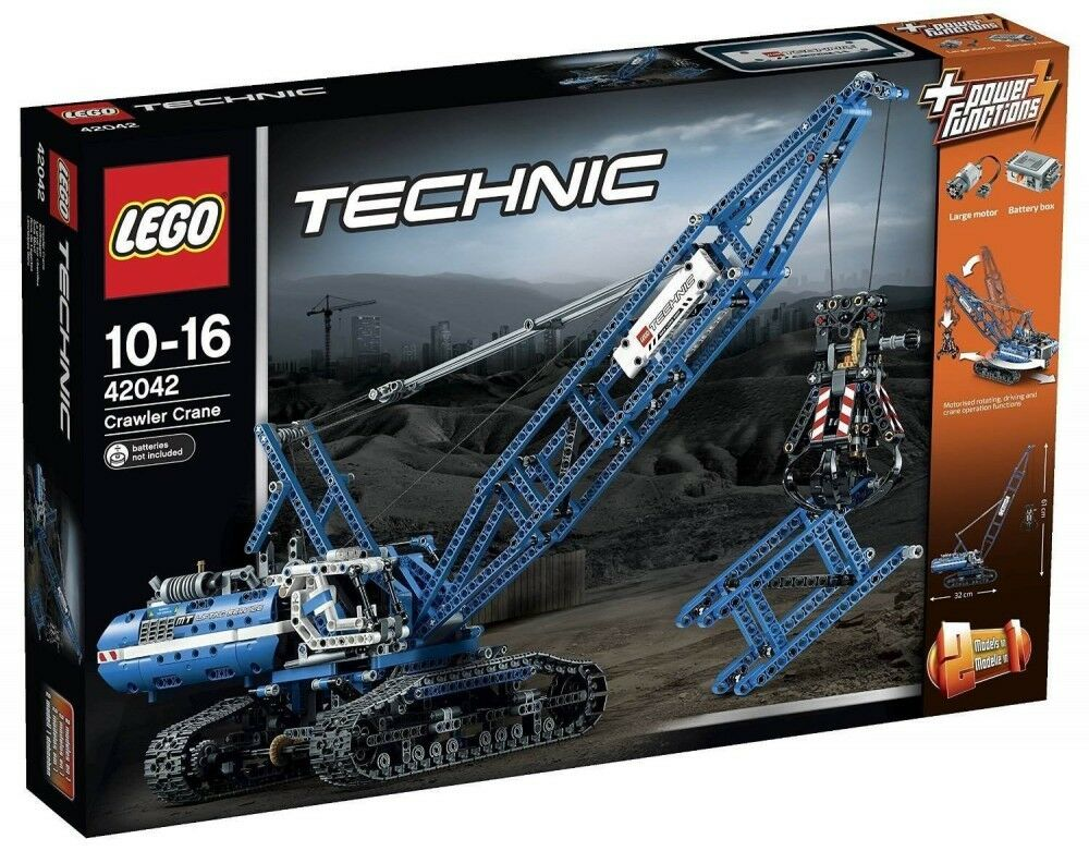 Lego Technic 42042 neuf new sealed box NO PAYPAL