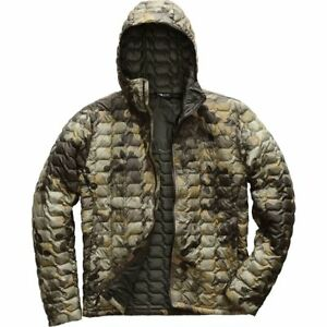 fbbfe04af6 The North Face Men s THERMOBALL HOODIE Insulated Stowable Jacket ...