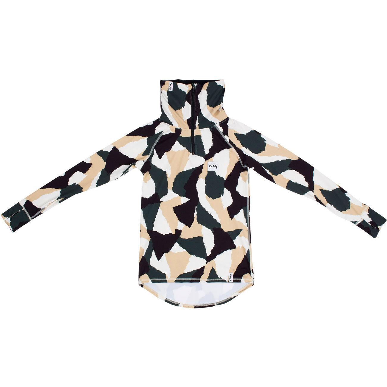 Eivy Damen Funktionsunterwäsche Icecold Icecold Icecold Winter Zip Top´19 2d5994