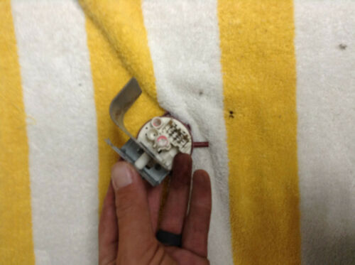 GE WASHER PRESSURE SWITCH  WH12X10301 free shipping