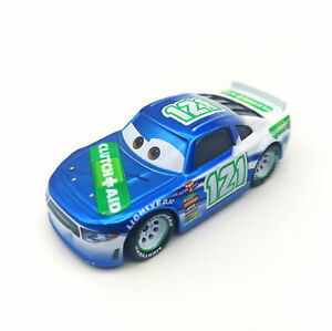 Cars 3 Toys Metallic 121 Clutch Aid Diecast Toy Car 1 55 Loose Kids Vehicle Ebay