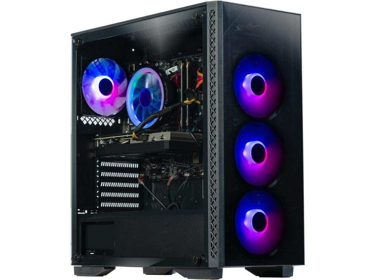 ABS Master Gaming PC - Intel i5 10400F - 16GB DDR4 - 512GB NO 3060 TI