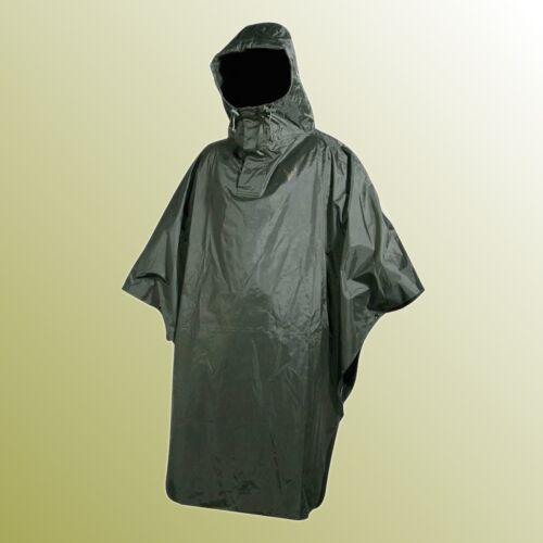 ██▓▒░ NORTH Wind Regenschutz Poncho Jagd Angelsport Outdoor Bereich