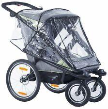 XLC Regenverdeck für Kinderanhänger DUO2 Zweisitzer ab Modell 2016 NEU
