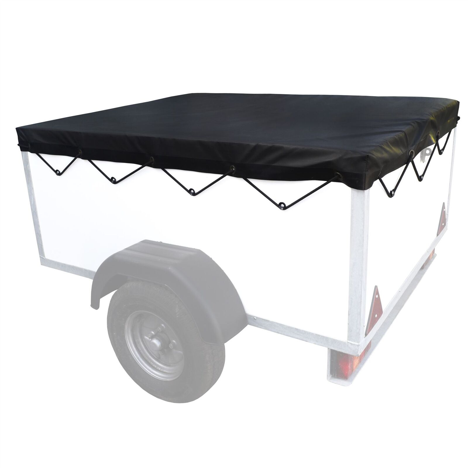 Industrial Trailer Cover 5' x 4' (152x122cm) All Sizes