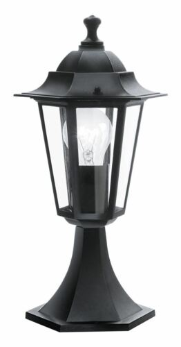 "Aluminium jardin lampadaire Borne d/'éclairage /""piédestal/"" 22472"