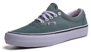 60d25e890a Vans Era Pro Men s Ultracush Duck Green Skateborad Shoes Size 7