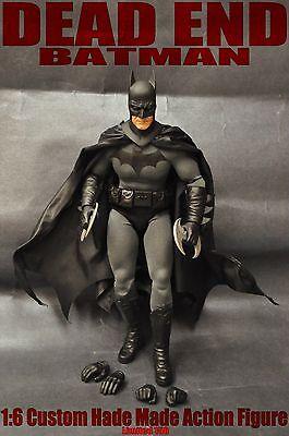 3cf189e0637 Dead End batman Custom 1 6 ACTION FIGURE Muscle Base Body