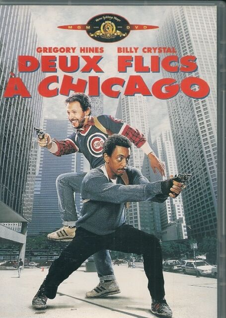 DVD ZONE 2--DEUX FLICS A CHICAGO--HINES/CRYSTAL/HYAMS