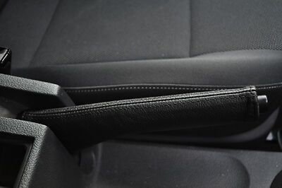 BLACK STITCHING FITS VW VOLKSWAGEN CADDY /& CADDY MAXI 2011 HANDBRAKE GAITER