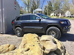 Image Is Loading Jeep Grand Cherokee WK2 Lift Kit 2011 18