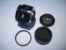 Minolta Maxxum AF 50mm f1.7 (22)  Lens for Sony Alpha/ Minolta Maxxum FREE SHIP