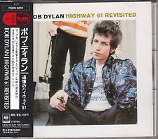 Free Shipping BOB DYLAN Highway 61 Revisited Early Print CD Japan