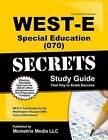 WEST-E Special Education (070) Secrets Study Guide by Mometrix Media LLC (Paperback / softback, 2016)