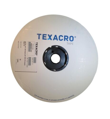 TEXACRO Velcro Tape Black and White HOOK and LOOP Available in Multiple Sizes.