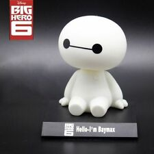 Big Hero 6 Baymax Bobblehead Car Accessories/Dashboard for Car/ Interior Deco