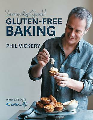 1 of 1 - Seriously good! Gluten-free baking-ExLibrary