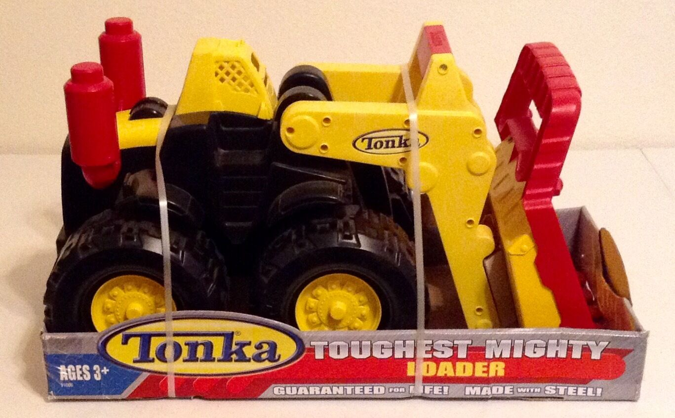 TONKA Toughest Toughest Toughest Mighty Loader - NIB  fcc96c