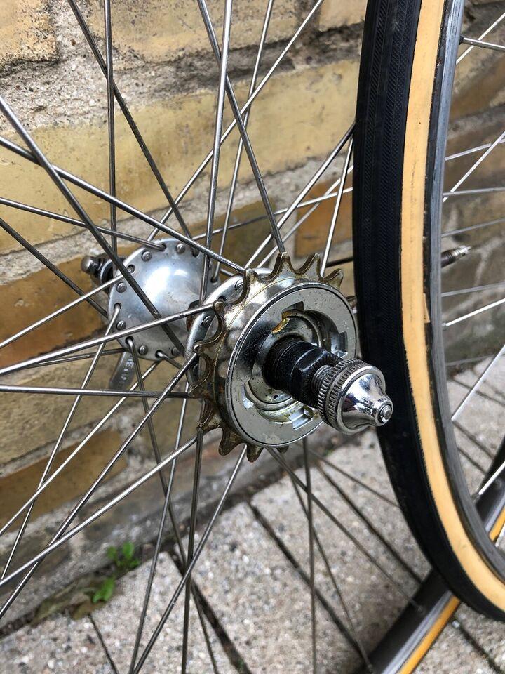 """Hjul, Hjulsæt/ Wheel set Mavic GP 4, 28"""""""