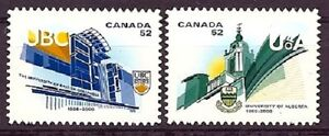 CF5213-Canada-2008-Serie-Universidades-MNH