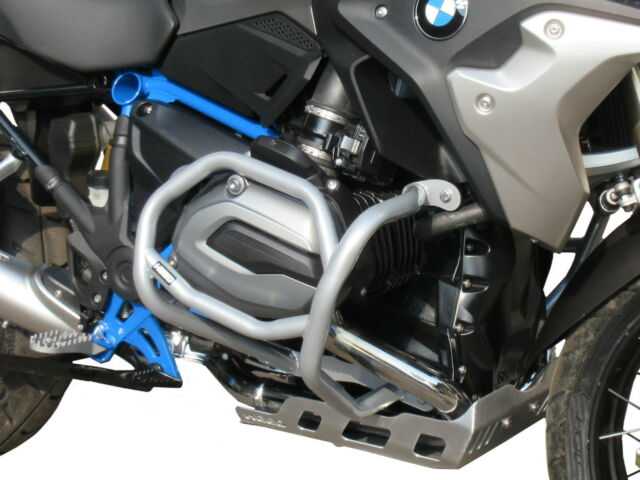 Engine Guard Crash Bars Heed BMW R 1200 GS LC (2017) - Bunker Silver
