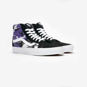 Vans SK8-HI Reissue POP Camo Black VN0A2XSBRK4 Men Sizes NEW 100 ... 848c20416