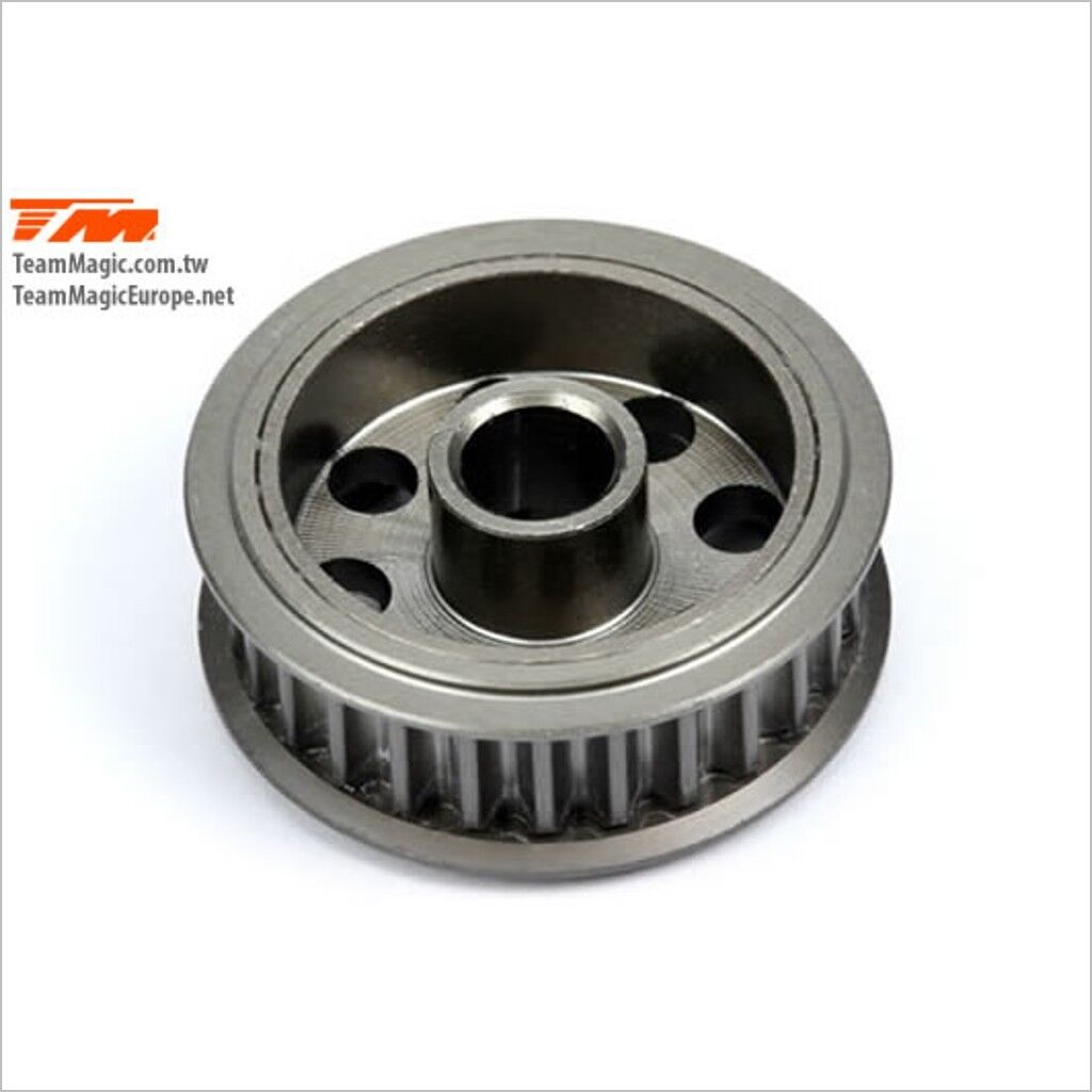 Hard Coated 27T Pulley  K1459 (RC-WillPower) K Factory G4