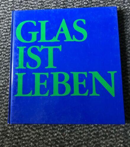 allmodern GLAS IST LEBEN Werkkatalog zu Per Lütken Holmegaard Dänemark