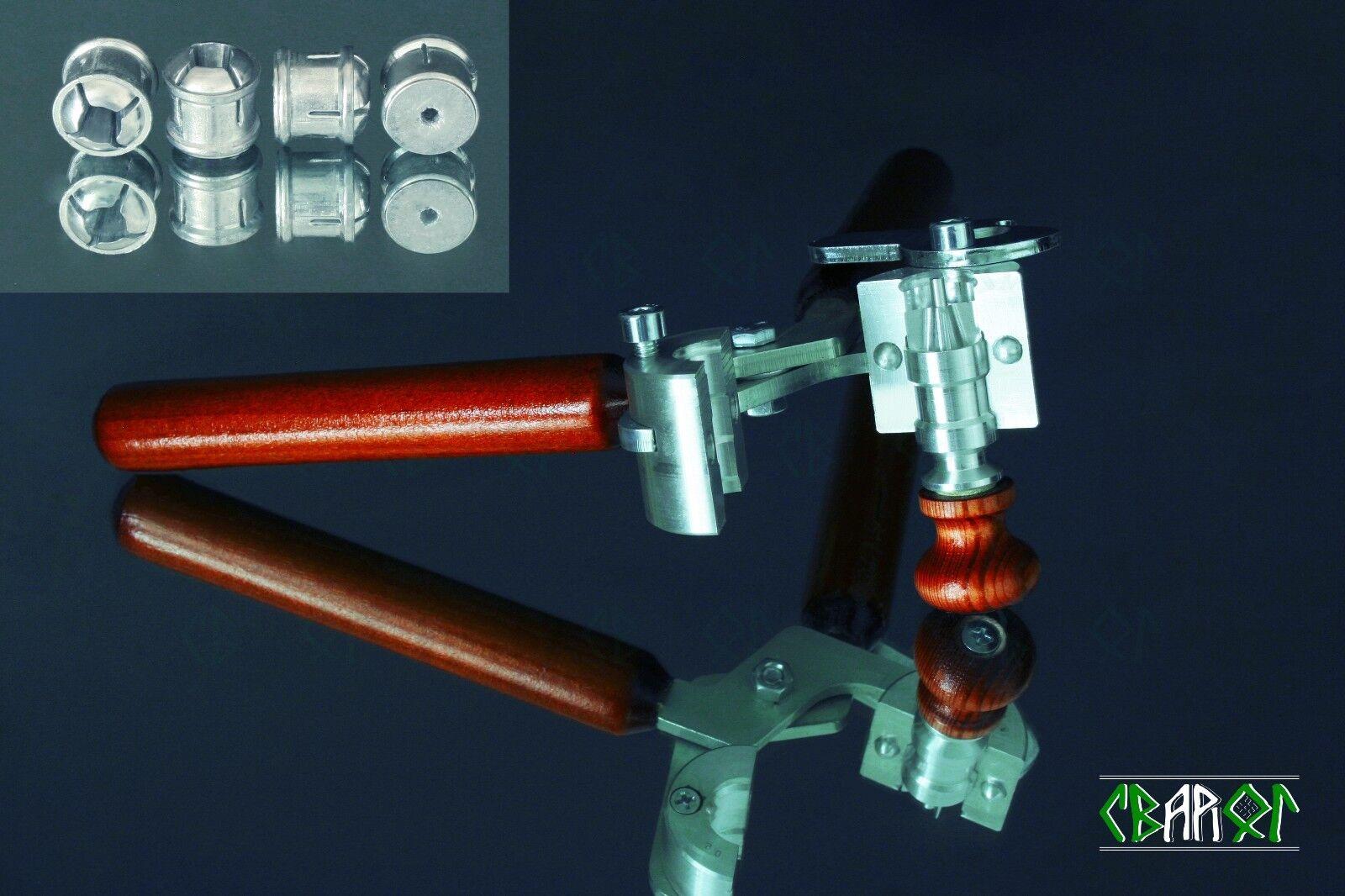 Bullet Slug Mold (mould) Svarog Zveroboy M 12 gauge .728 | 18.5mm New