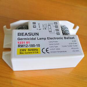TEPRO-RW12-425-18-RW12-180-10-230V-8-16W-UV-Germicidal-Lamp-Electronic-Ballast