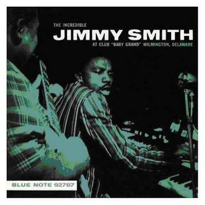 Jimmy Smith Live Club Baby Grand Vol 2 CD NEW Blue Note Jazz Rudy Van Elder