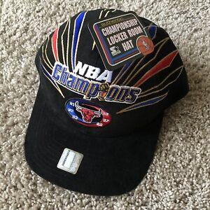 RARE New NWT 1998 Chicago Bulls Championship NBA Champions ...