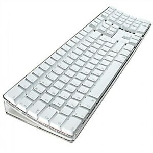 Details about Apple Mac Keyboard INDIVIDUAL KEYS Replacement White  DM For  The Keys You Want